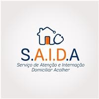SERVIÇO DE ATENÇÃO E INTERNAÇÃO DOMICILIAR ACOLHER , Logo e Identidade, Saúde & Nutrição