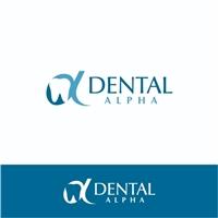 Dental Alpha, Logo e Identidade, Odonto