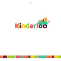 Kinderloo, Logo e Identidade, Crianças & Infantil