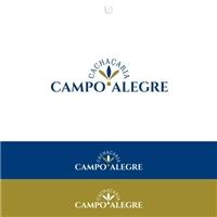 Cachaça Campo Alegre, Logo e Identidade, Alimentos & Bebidas