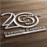 Carmona Cabrera Construtora de Obras S.A., Logo e Identidade, Construção & Engenharia