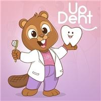 Clínica Odontológica Up Dent, Construçao de Marca, Odonto