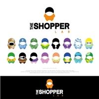The Shopper lab, Logo e Identidade, Consultoria de Negócios