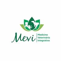 Mevi - Medicina Veterinária Integrativa, Logo e Identidade, Animais