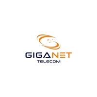 GIGANET, Logo e Identidade, Tecnologia & Ciencias