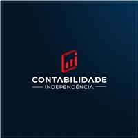 Contabilidade Independência, Logo e Identidade, Contabilidade & Finanças