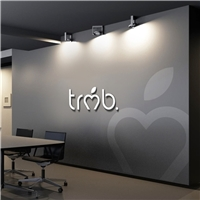 TRMB, Logo e Identidade, Roupas, Jóias & acessórios