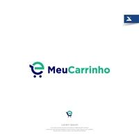 e-MeuCarrinho, Logo e Identidade, Computador & Internet