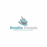Bendita Fórmula Farmácia de Manipulação, Logo e Identidade, Saúde & Nutrição