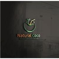 Natural Coco, Logo e Identidade, Alimentos & Bebidas