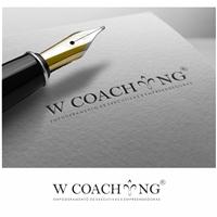 W Coaching - Empoderamento de Executivas e Empreendedoras, Logo e Identidade, Consultoria de Negócios