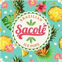 SACOLÉ Brazilian  Ice Pops , Logo e Identidade, Alimentos & Bebidas