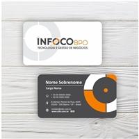 INFOCO BPO (INFOCO-ASSESSORIA EM TECNOLOGIA E GESTÃO DE NEGOCIO LTDA), Logo e Identidade, Contabilidade & Finanças