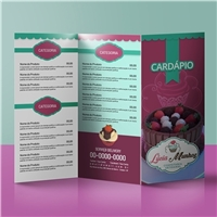 Lucia Munhoz- Confeitaria Artesanal, Peças Gráficas e Publicidade, Alimentos & Bebidas