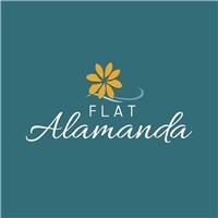 Flat Alamanda , Logo e Identidade, Viagens & Lazer