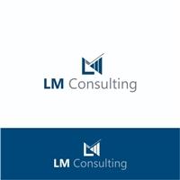 LM Consulting, Logo e Identidade, Consultoria de Negócios