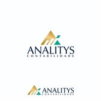 ANALITYS CONTABILIDADE LTDA, Logo e Identidade, Contabilidade & Finanças