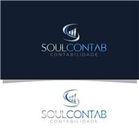 SOULCONTAB, Logo e Identidade, Contabilidade & Finanças