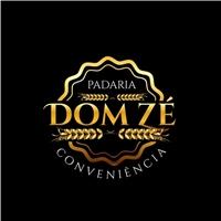 Dom Zé  conveniência e padaria , Logo e Identidade, Alimentos & Bebidas