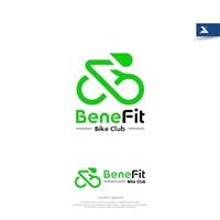 BENEFIT Bike Club, Logo e Identidade, Esportes