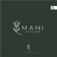 Atelier Mani, Logo e Identidade, Roupas, Jóias & acessórios