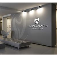 Simone Caravina , Logo e Identidade, Odonto