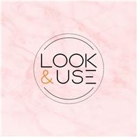 Look & Use, Logo e Identidade, Roupas, Jóias & acessórios