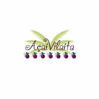 Açaí Vilaíta, Logo e Identidade, Alimentos & Bebidas