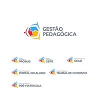 Gestão Pedagógica, Logo e Identidade, Educação & Cursos