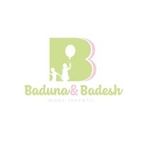 Baduna&Badesh/moda infantil, Logo e Identidade, Roupas, Jóias & acessórios