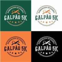Galpão 5K, Logo e Identidade, Alimentos & Bebidas