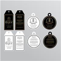Universo a Rigor Store, Logo e Identidade, Roupas, Jóias & acessórios