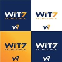 Wit7 Tecnologia S.A., Logo e Identidade, Segurança & Vigilância