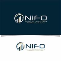 NIFO - Núcleo de Inteligência Financeira Online, Logo e Identidade, Contabilidade & Finanças