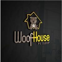 WoofHouse, Logo e Identidade, Animais