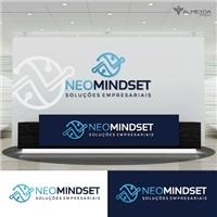 NEO MINDSET SOLUÇÕES EMPRESARIAIS, Logo e Identidade, Consultoria de Negócios