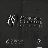 Araújo, Souza & Guimarães Advogados , Logo e Identidade, Advocacia e Direito