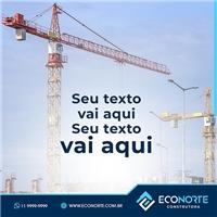 ECONORTE CONSTRUTORA , Web e Digital, Construção & Engenharia
