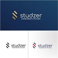 STUDZER, Logo e Identidade, Educação & Cursos