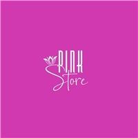 Pink Store , Logo e Identidade, Roupas, Jóias & acessórios