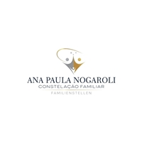 ANA PAULA NOGAROLI  CONSTELAÇÃO FAMILIAR , Logo e Identidade, Saúde & Nutrição