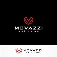 Movazzi Comércio de Veículos Automotores Ltda, Logo e Identidade, Automotivo
