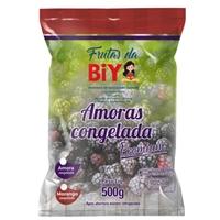 Frutas da Biy. Morangos congelado e amora congelada, Embalagens de produtos, Alimentos & Bebidas
