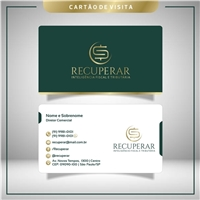 Recuperar Inteligencia Fiscal e Tributária, Logo e Identidade, Consultoria de Negócios