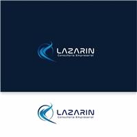 Lazarin Consultoria Empresarial, Logo e Identidade, Consultoria de Negócios