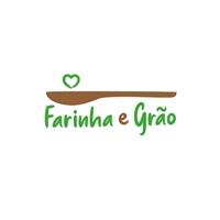 Farinha e Grão, Logo e Identidade, Saúde & Nutrição