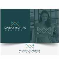 Marina Martins Academy, Logo e Identidade, Educação & Cursos