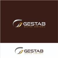 GESTAB GESTÃO CONTABIL LTDA, Logo e Identidade, Contabilidade & Finanças