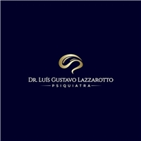 Dr. Luís Gustavo Lazzarotto, Logo e Identidade, Saúde & Nutrição