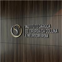 Instituto Carioca de Cirurgia da Coluna e Neurocirurgia, Logo e Identidade, Saúde & Nutrição